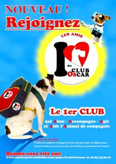 Affiche du Club Oscar