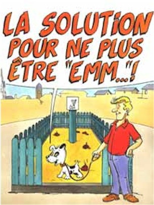 dejection-canine-gap